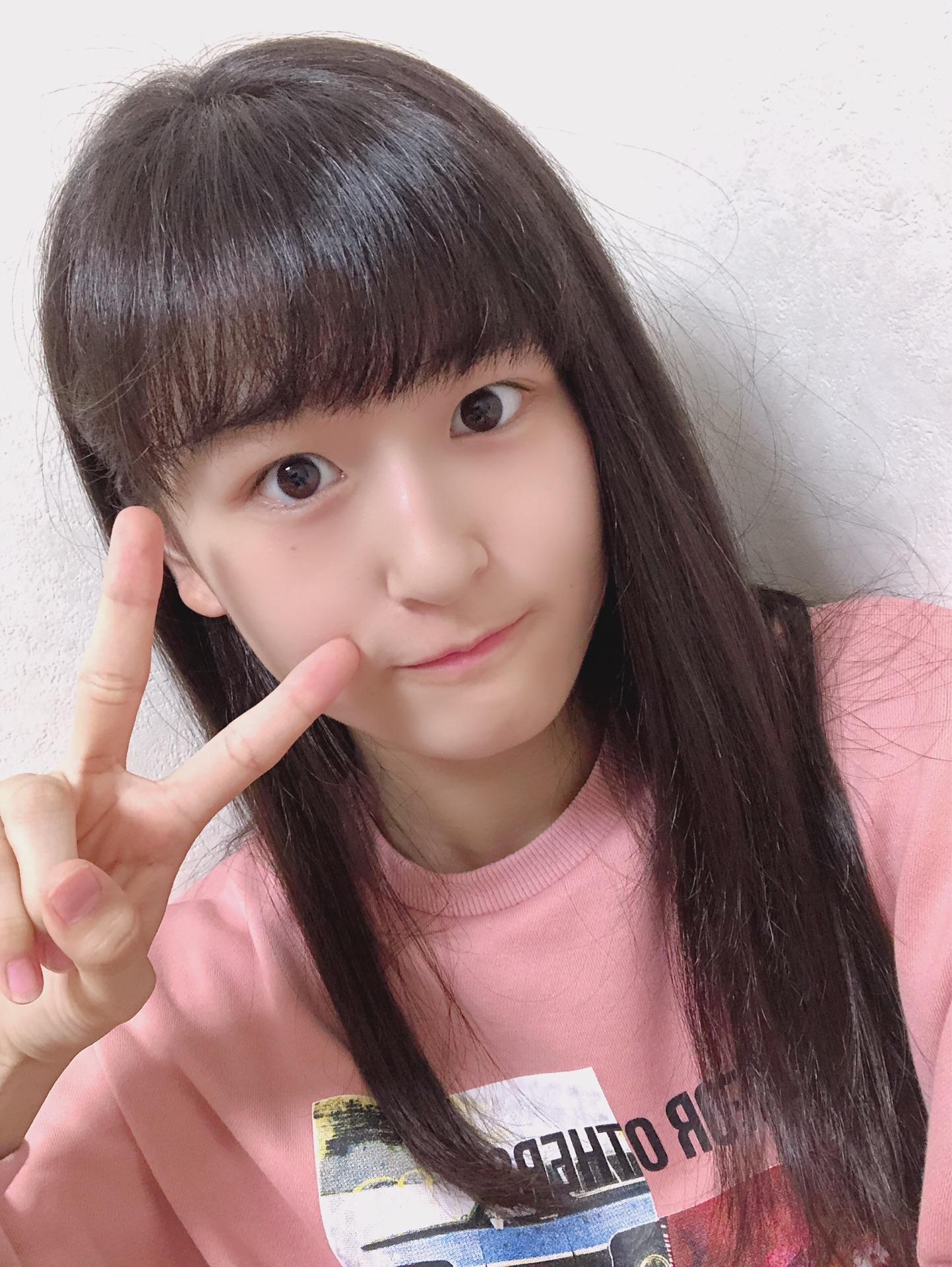 田屋美咲、5.6年振りに前髪作ってみる ->画像>6枚