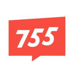 軟式755