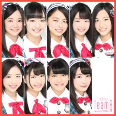 AKB48 チーム8 中国四国エリアのトーク