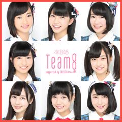 AKB48 チーム8 中部エリア