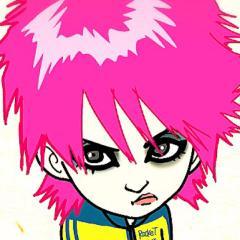 ピンク兄さん