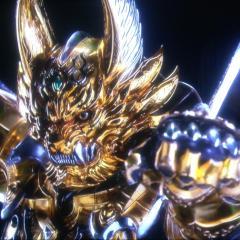 黄金騎士GARO