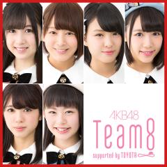 AKB48 チーム8 関西エリアのトーク