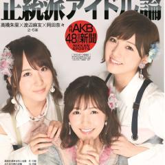 月刊AKB48グループ新聞編集部【7月号は21日〜発売!】