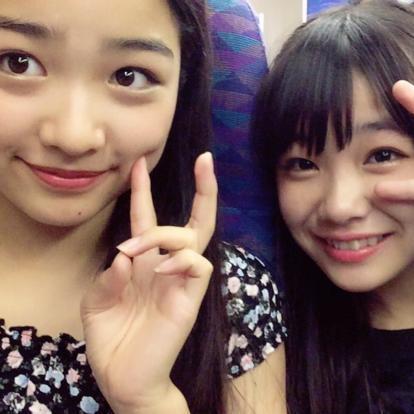 AKB48 研究生 道枝咲のトーク