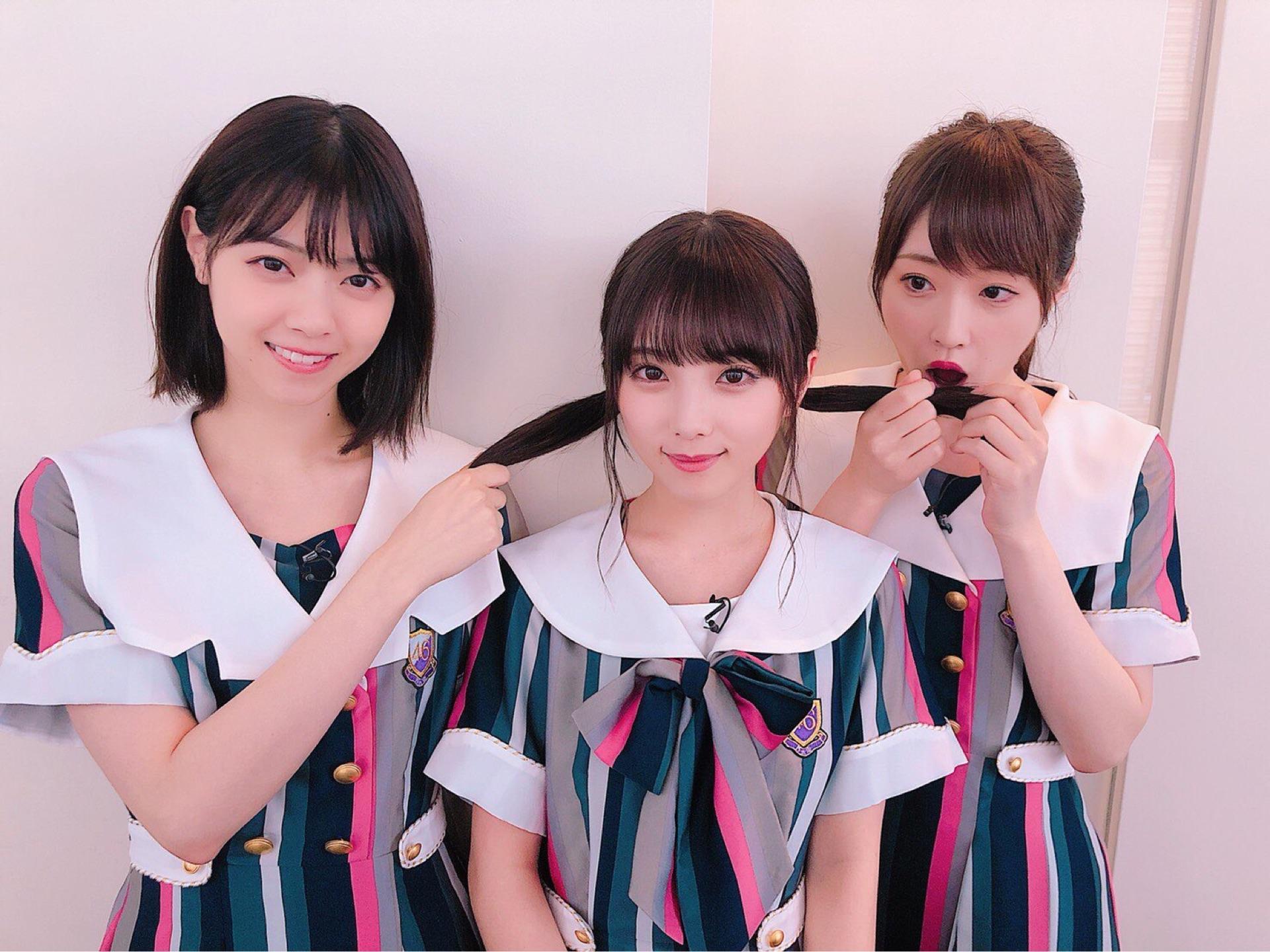 西野七瀬と乃木坂46応援トーク 乃木坂株式会社 755