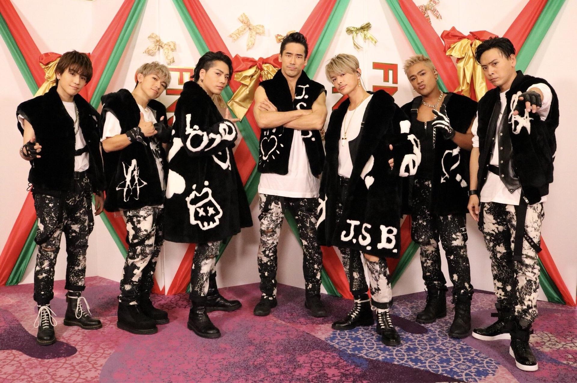 三代目 J Soul Brothersのトーク 755